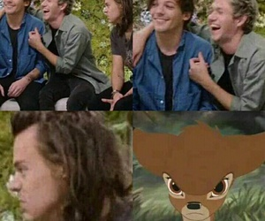 bambi, jealous, and larry image