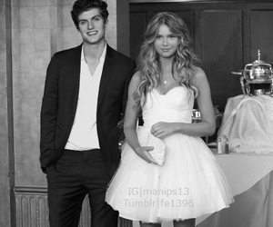 dress, Prom, and indiana evans image