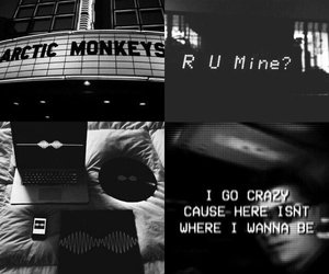 arctic, arctic monkeys, and bands image