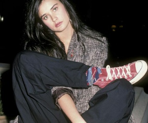 80s, celebrities, and fashion image