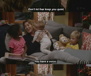 greys anatomy, inspiration, and voice image