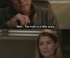 greys anatomy, inspiration, and truth image