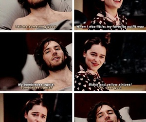 me before you, movies, and emilia clarke image