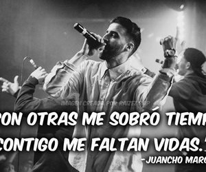 bw, frases, and rap image