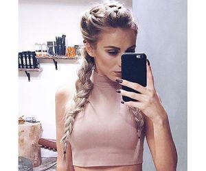 hair and braids image