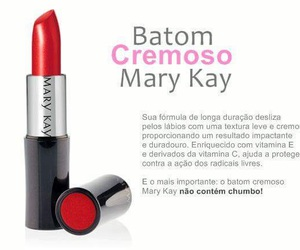 lipstick and marykay image
