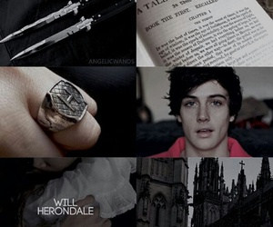 tmi, the infernal devices, and william herondale image