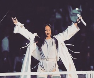 rihanna, singer, and badgalriri image