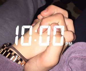 goals, snapchat, and holding hands image