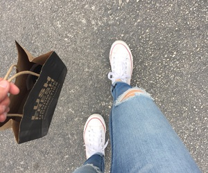 aesthetic, carefree, and converse image