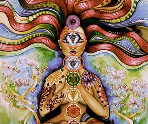 chakras and spirit image