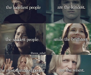 so true, hunger games, and truth image