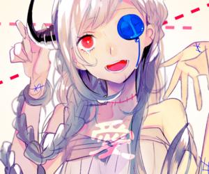 anime, yokai, and anime girl image