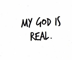 god and real image