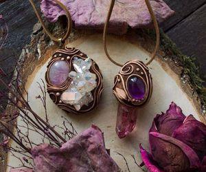 crystal and girl image