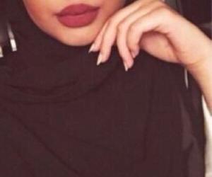 arabic, girl, and arabic girl image