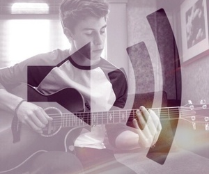 music, shawn, and shawn mendes image