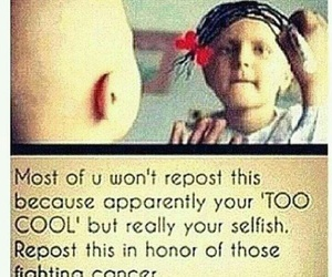 brave, cancer, and hope image