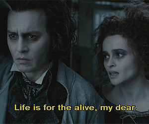 helena bonham carter, movie, and quote image