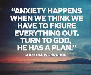 quote, anxiety, and life image