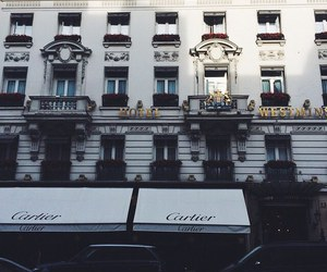 cartier, hotel, and building image