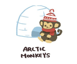 arctic monkeys, art, and band image