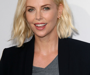 beautiful, celebrity, and Charlize Theron image
