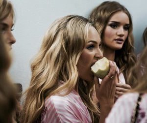 candice swanepoel, Victoria's Secret, and pink image