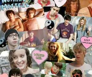 skins, cassie, and sid image