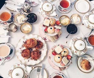 food, breakfast, and dessert image