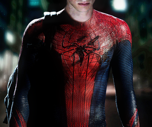 spiderman, andrew garfield, and bts image