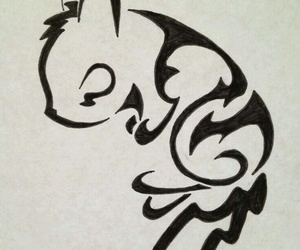 tattoo, pikachu, and pokemon image