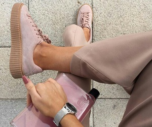 creepers, pretty, and puma image