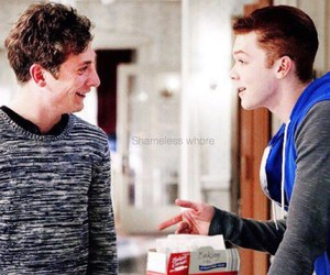 brother, shameless, and jeremy allen white image
