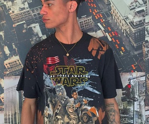 boy, aesthetic, and star wars image