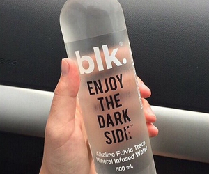 water, grunge, and blk image