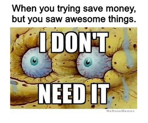 awesome, funny, and money image