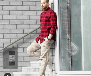 men, outfit, and ali gordon image