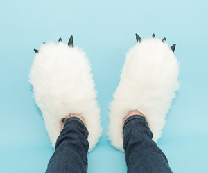 slippers, garras, and pantunflas image