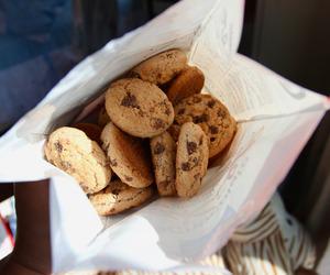 chocolate, Cookies, and yummy image
