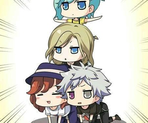 quartet night and uta no prince sama image