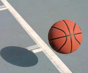 Basketball, aesthetic, and theme image
