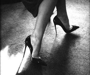 beautiful, stilettos, and beauty image