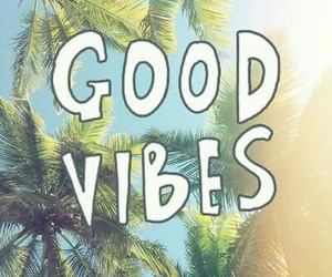 good vibes, summer, and vibes image