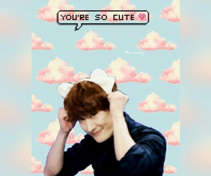 edit, zhoumi, and pink image