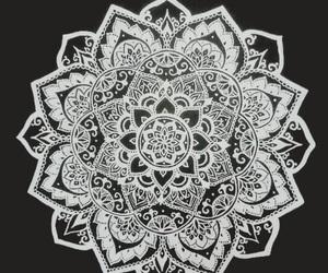 overlay, mandala, and edit image