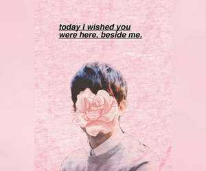 edit, zhoumi, and flower image