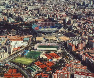 amzing, Barca, and camp nou image