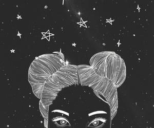 stars, tumblr, and drawing image