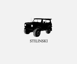 stilinski, minimalist, and teen wolf image